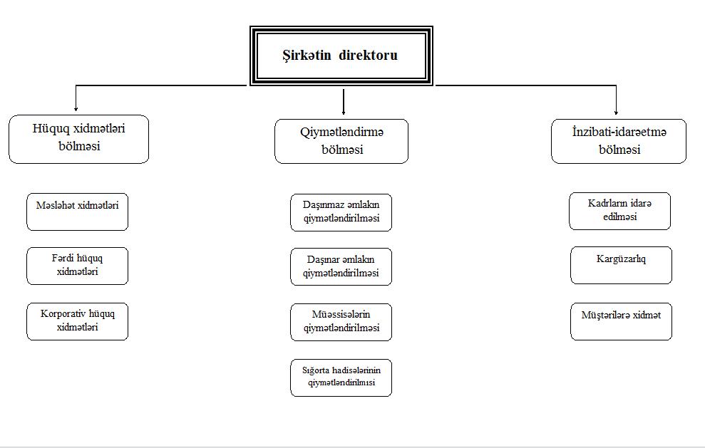 Şirkət strukturu, konsaltinq, huquq sirketi
